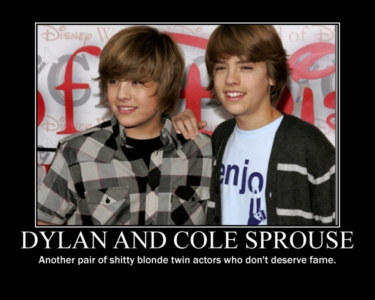 Dylan cole sprouse gay