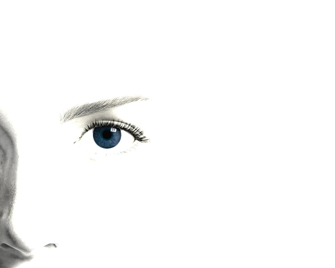 blue eye by xe0s