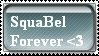 Secret Santa-SquaBel Stamp by NintendoGal55