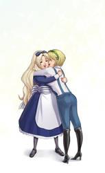 Hugs by Neizu