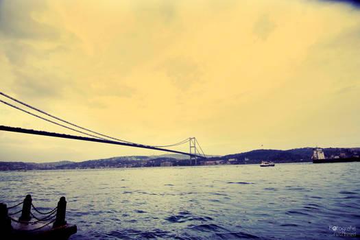The Bosphorus - Istanbul