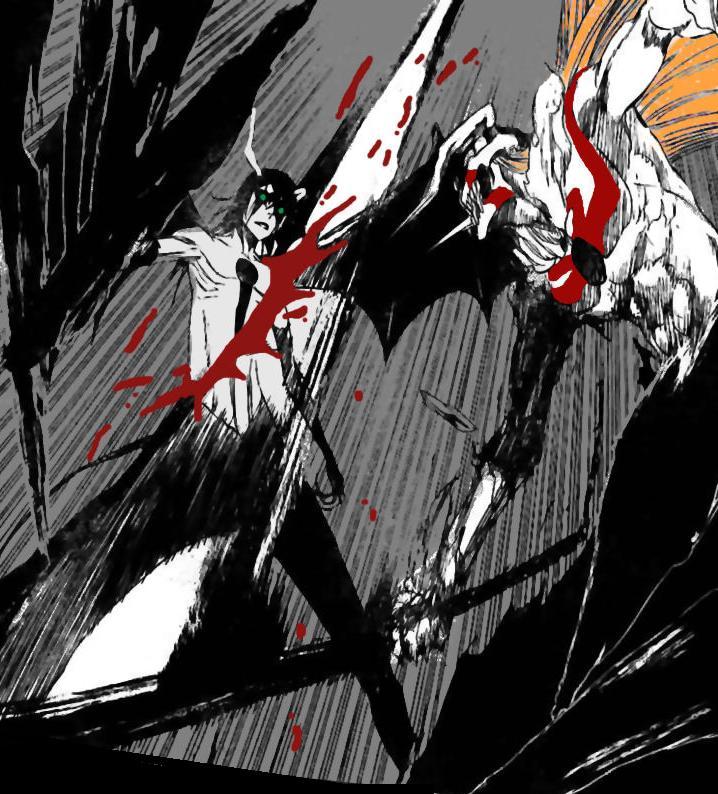 Hollow Ichigo Returns 1 By SkyzerX On DeviantArt