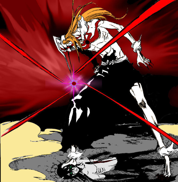 Hollow Ichigo Returns 5 By SkyzerX On DeviantArt