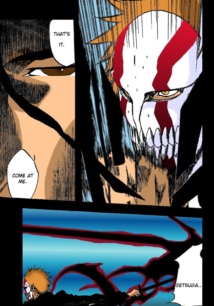 Vizard ichigo new mask v aizen by skyzerx on deviantart - Ichigo vizard mask ...