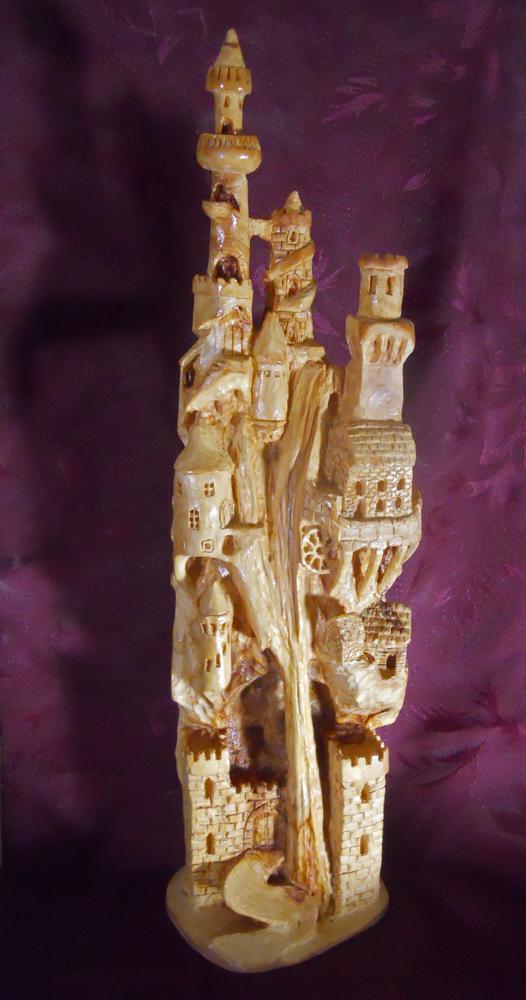 Cypress Castle by Fandragon