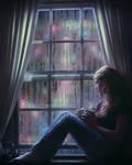 Rainy Days by Lub-Ad