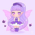 Yumi the dreamer fairy