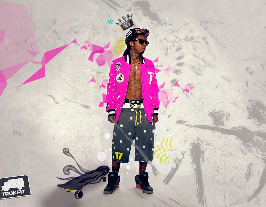 Lil Wayne by mnoosh