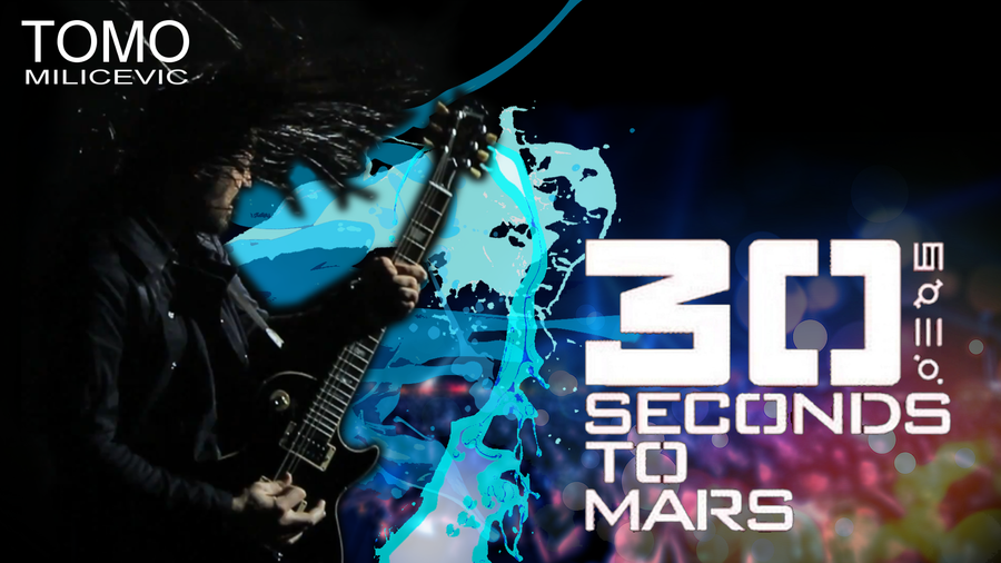 30 seconds to mars - Wallpaper - Tomo by guichearmo on ...