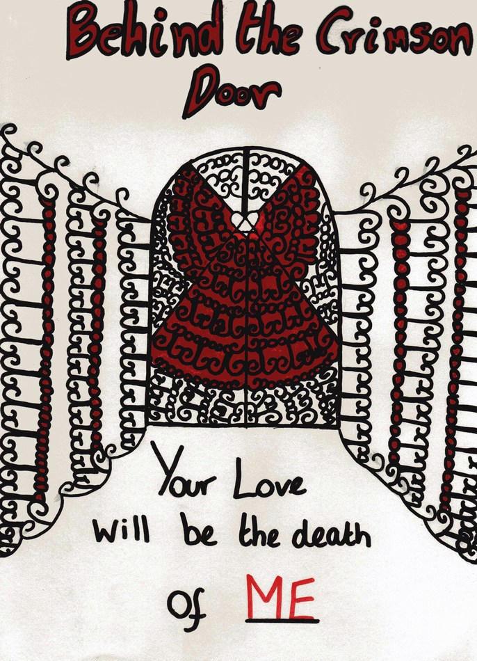 Behind The Crimson Door by errant-impulses ... & Behind The Crimson Door by errant-impulses on DeviantArt