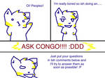 Ask Congo!!!! :D by CongotehJackal