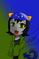 Cute Lil Nepeta~ by CongotehJackal