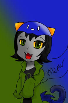 Cute Lil Nepeta~