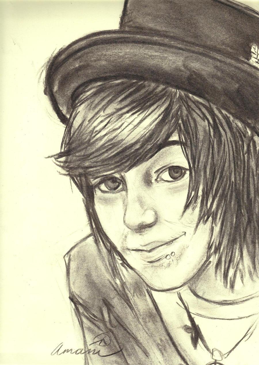 How to draw chris drew