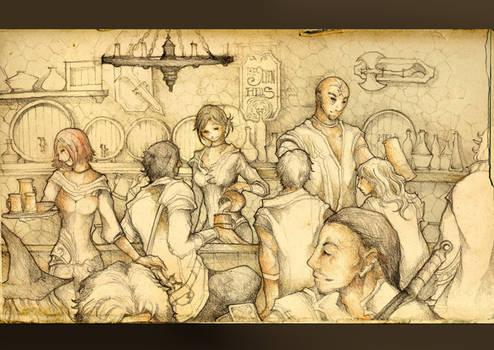 The Seven Hells Tavern