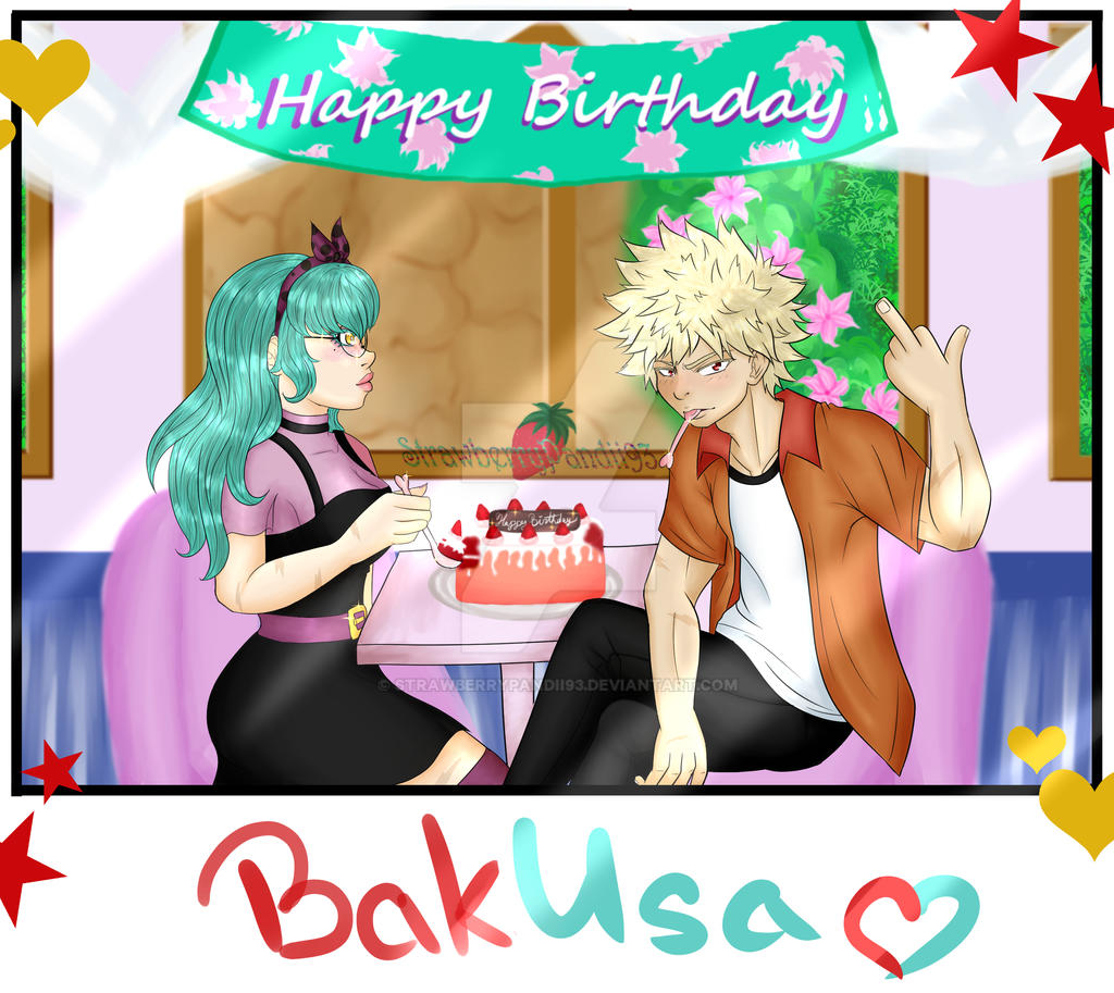 Gift Trash Cat19 Fabuneko19 Happy Birthday By Strawberrypandii93 On Deviantart