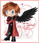 ...be my valentine?