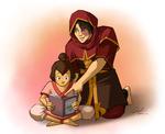 Story time with Zuko