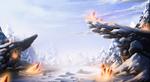 Illumina: Arctic Fire by May-Romance
