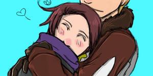 Kimchiburger Hug