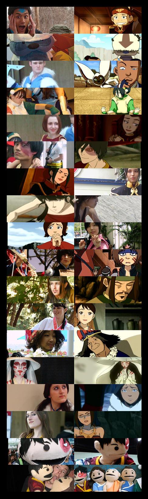 Avatar Crew: 07.2007 - 02.2009 by Avatar-Crew