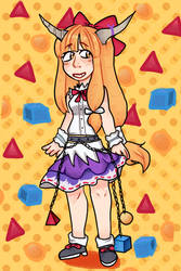 Suika  by Poofindi