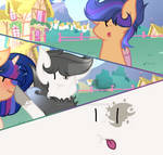 MLP [Next Gen] If you touch her you are dead