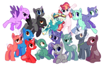 MLP ~Next Gen Collab~ We are a big group
