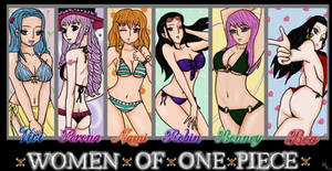 Ladies of One Piece: v2