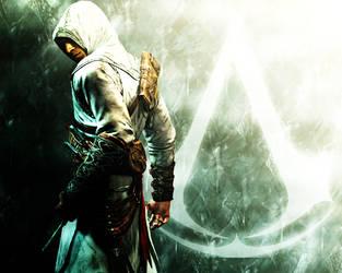 Assassin's Creed Wallpaper by DARKLORDMOKEYMOKEY