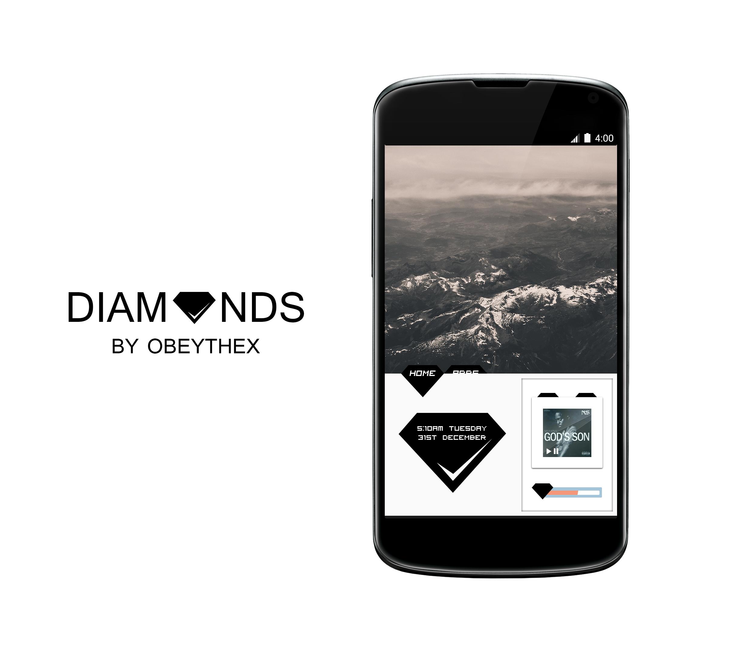 Diamond's by Obeythe10
