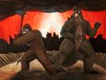 Godzilla vs. Kong: A Battle of Two Kings