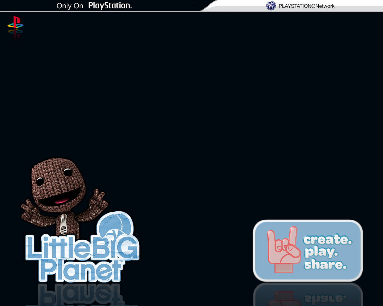 little big planet wallpaper by liquidpics7 on deviantart