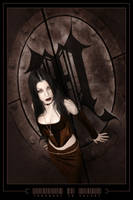 Threnody In Velvet Poster by ladymorgana