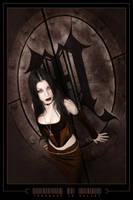 Threnody In Velvet Poster by ladymorgana