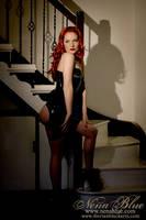 Femme Fatale - Angela Ryan by ladymorgana