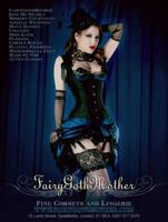 FairyGothMother Burlesque by ladymorgana