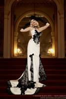 Maya Hansen Bridal Couture I by ladymorgana