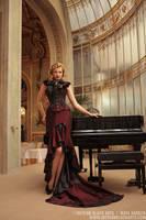Maya Hansen Bridal Couture III by ladymorgana