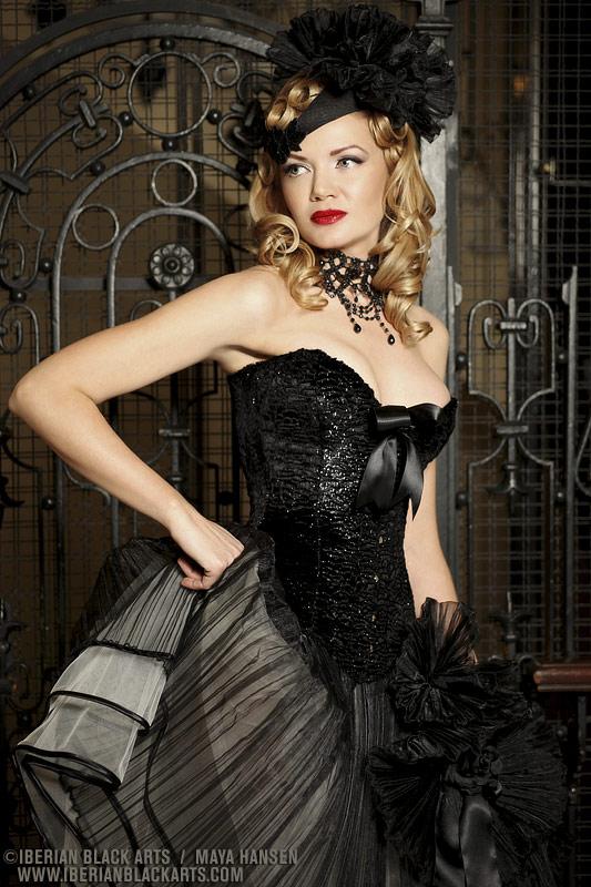 Maya Hansen Bridal Couture IV by ladymorgana