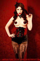 Morgana Femme Couture Waspie by ladymorgana