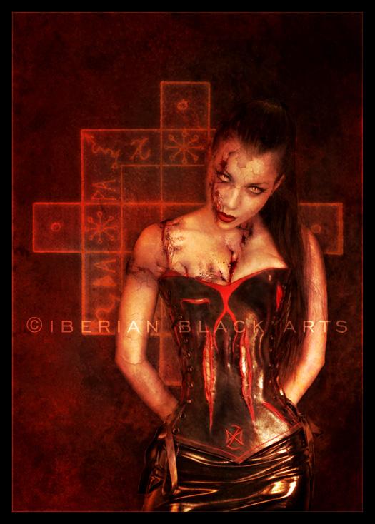 Cut my flesh by ladymorgana