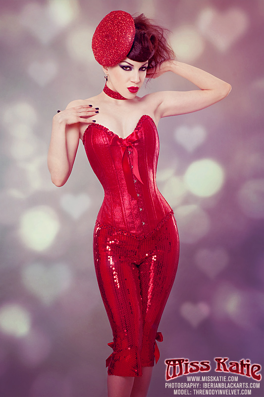 Corseted Valentine by ladymorgana