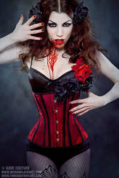 Gore Couture by ladymorgana