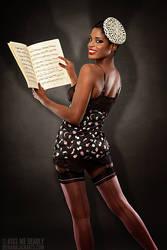 Josephine Baker by ladymorgana