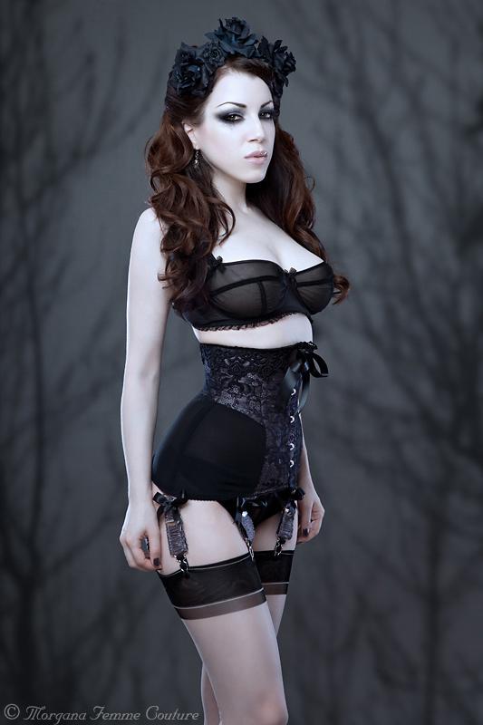 Dark Nymph by ladymorgana