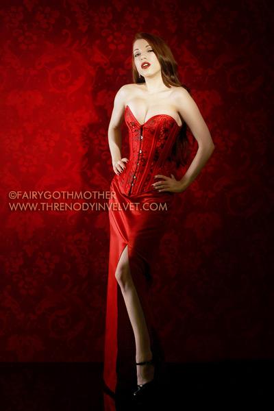 Jessica Rabbit by ladymorgana