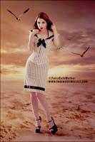 Hello Sailor by ladymorgana