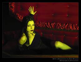 The Awakening of the Vampire by ladymorgana