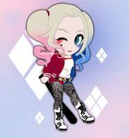 Harley Quinn by Spaca